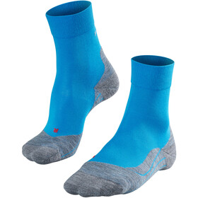 Falke RU4 - Calcetines Running Hombre - azul